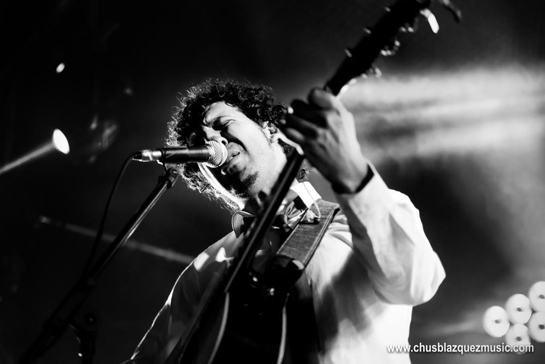 Marwan en concierto en Sala But